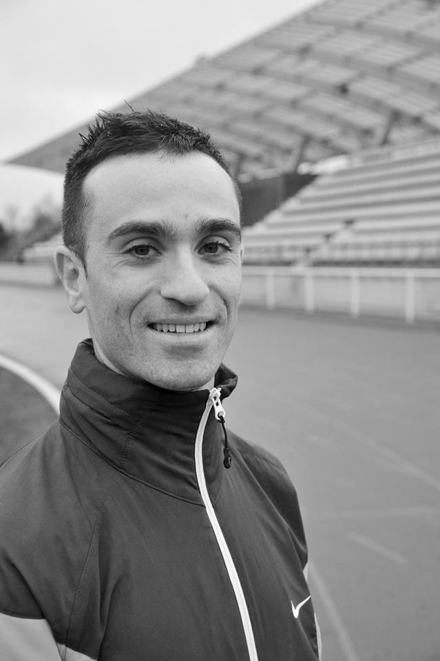 Portrait du coach sportif Julien MONAQUE